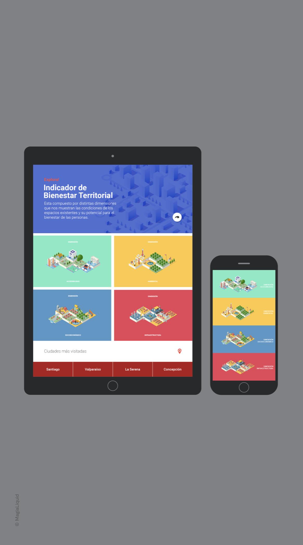 IBT | Visual Identity & UI UX