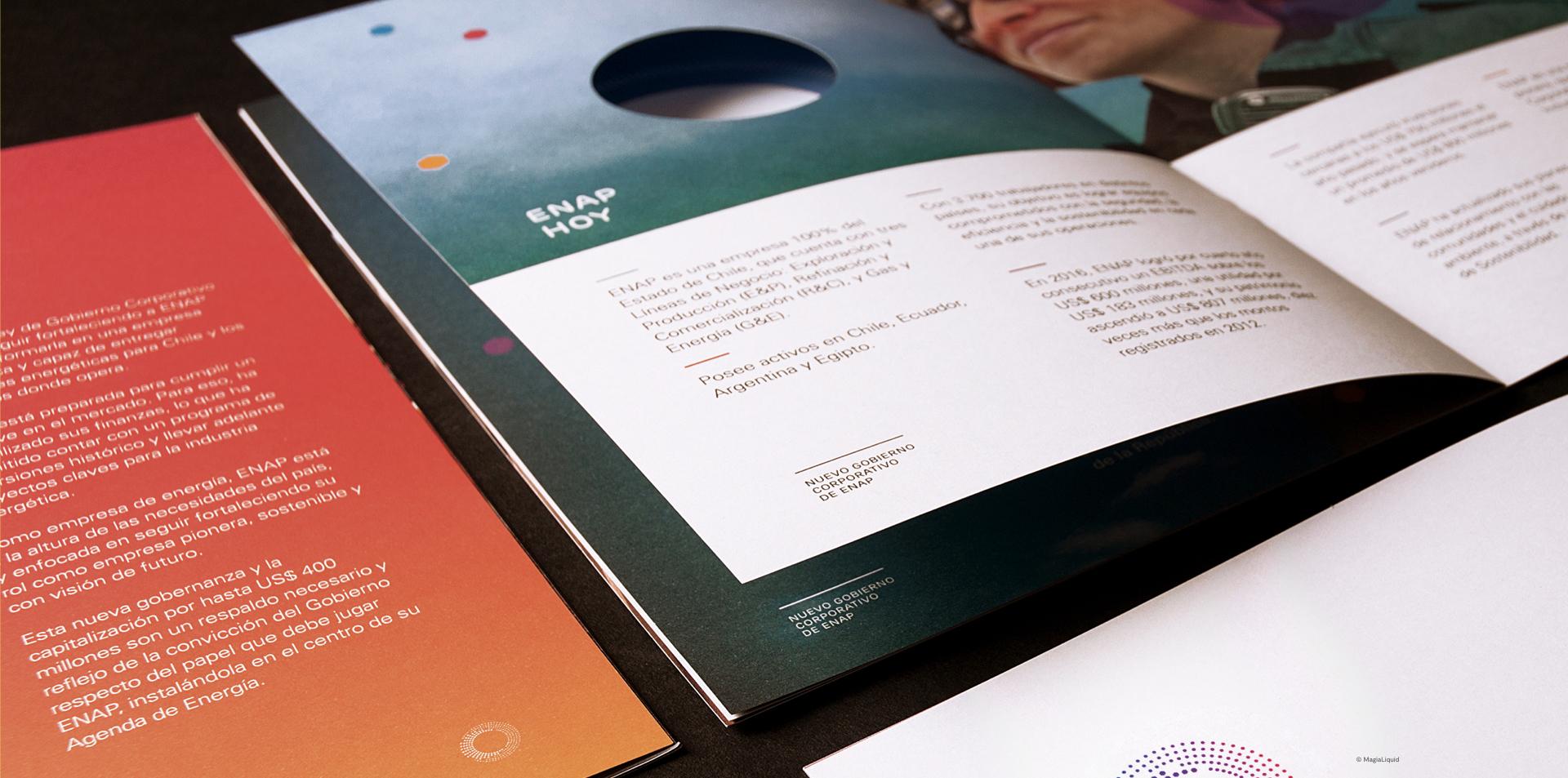 Emap | Brochure Lanzamiento de marca