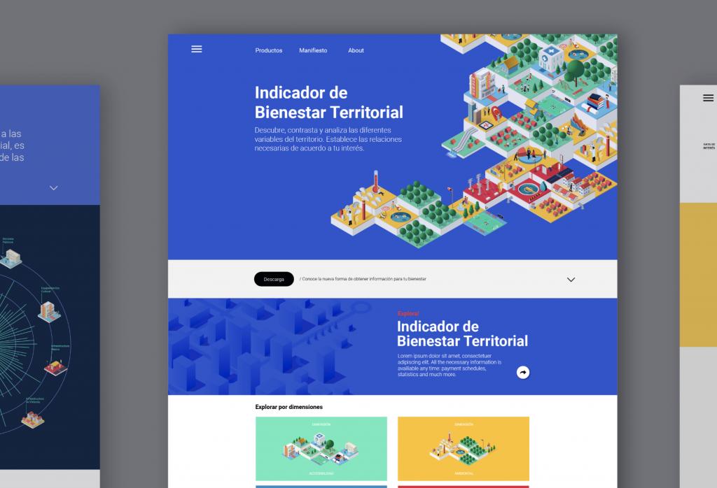 IBT |  Visual Identity & UI