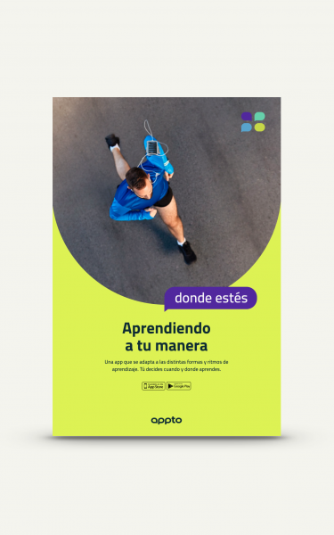 Appto  |  Branding, Naming & UI
