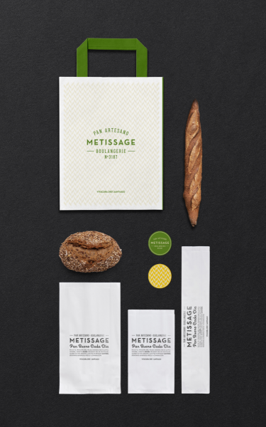 Metissage Boulangerie | Visual Identity & Packaging